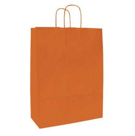 Spring Pappersbärkasse 260x110x345 Orange