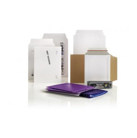 Briefbox Vit 167x240mm nr1 TKR 100st