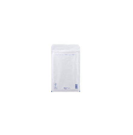 Luftbubbelpåse vit CD 100st
