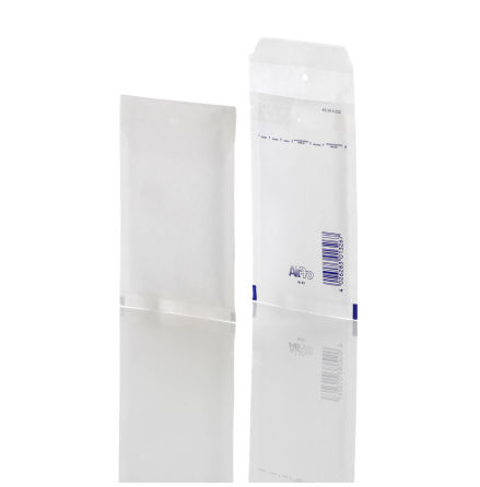 Luftbubbelpåse vit Airpro W10 345x470mm 50st